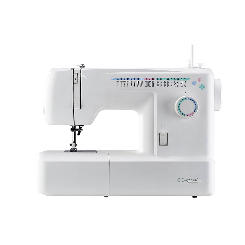 threading a dressmaker sewing machine